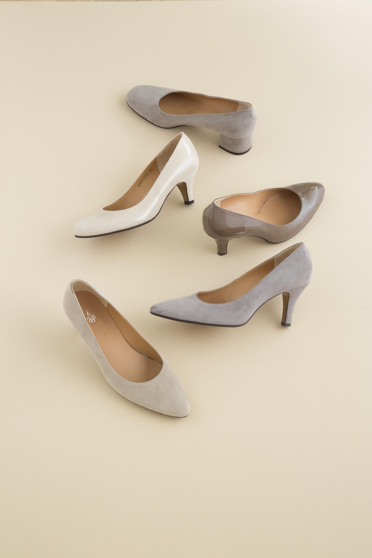 サイズ豊富 婦人靴のレディースキッド ご相談・ご予約