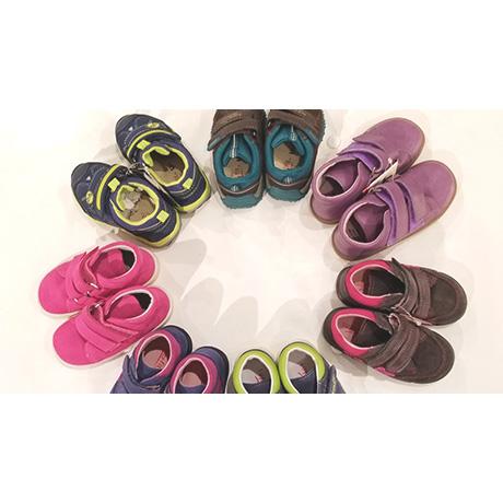 子供の足こそ、靴で守る!